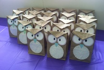 bday favor bags