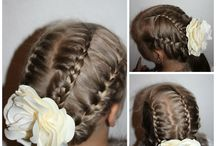 Girl Hair style / Girl Hair style, easy and beautiful
