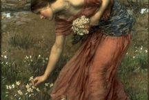 Art Pre-Raphaelite