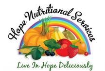 HopeNutriServices.com / Articles and Blog Posts from my Hope Nuritional services website. I frequently provide content about healthy lifestyles, food & nutrition, weight management and much more.
