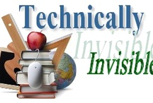 Technically Invisible / This is a companion board to my workshops and webinars.  I hope to share strategies and ideas for technology, while making those lessons and activities as seamless (Technically Invisible!!) as possible.