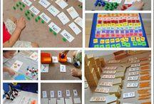 Matematik montessori