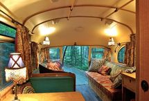 Tiny Places / I am absolutely charmed by tiny homes. Come on in and take a look at these unique tiny spaces!