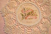 Old Doilies / by Beth Forehand
