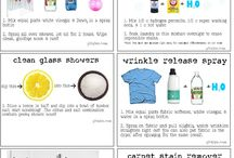 Cleaning stuff/ organization / by Megan Johnson Christiansen