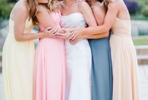 Wedding Bride/Maids Dresses