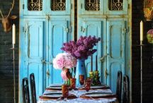 Interior Decor : Dining Room