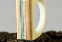 Resin & Wood Jewellery