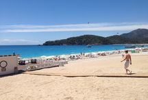 Oludeniz Beach and Blue Lagoon / Blue Lagoon and #Oludeniz #Turkey
