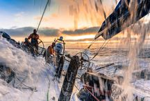 Volvo Ocean Race 2014 / Photos from the race