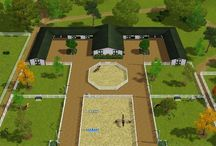 Arenas and stables