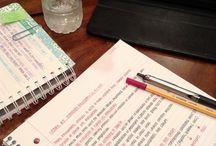 Organização- caderno