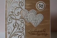 DIY - Karten Hochzeiten allgemein
