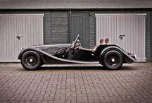 Auto d'epoca-  Morgan