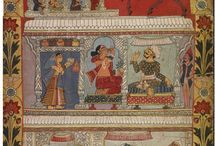 Traditional Paintings, India