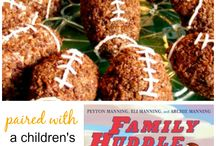 Sports / Children's books, recipes and themes on sports