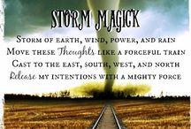 Witchcraft// magic