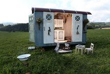 Dream caravans