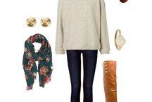 Fashion: Fall/Winter Style / by Chiara Herlihy