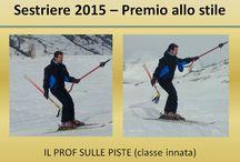 Sestriere 2015 - Premio allo stile / Oscar Sestriere 2015