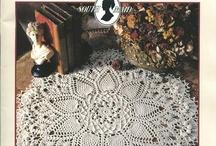 Patricia Kristoffersenin virkatut liinat- Crochet doilies by Patricia Kristoffersen / Crochet doilies by Patricia (Trish) Kristoffersen