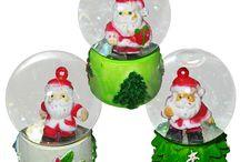 Χονδρική χιονόμπαλες Χριστουγέννων