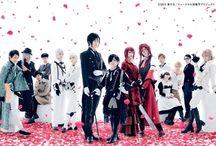 Kuroshitsuji Musicals <3