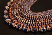 Antique beads & jewelry