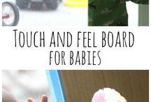 Infant actvities