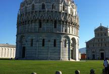 Pisa / My few minutes in Pisa