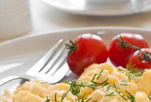 Breakfast basic recipes