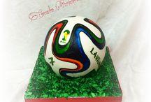 Brasuca ball cake Kuchen