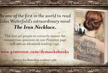 The Iron Necklace competition / Be one of the first forty to correctly answer our competition question and you'll win an advanced reading copy of The Iron Necklace.