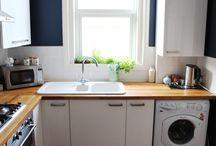 Kitchen revamp / by Alison Bick Design