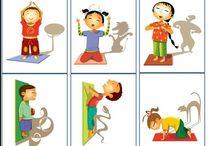 Kinder beweging