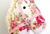 Hobby Horse/ keppi hevonen
