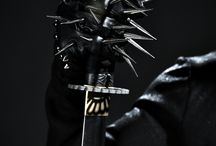 ByTheR- Oriental samurai vibe / htttp://en.byther.kr