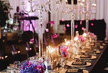 WedLuxe- May 30th, 2015 / Jacqueline & Stefanos Wedding! You can see our King James Yellow Gold Cutlery Here http://wedluxe.com/jacqueline-stefanos/