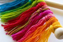 Garn - Yarn