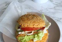 1 Szafi Hamburger/Hot-Dog