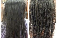 Beautiful Before and After Hair