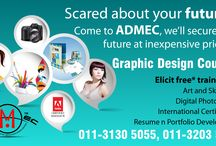 Animation, Web Design, Graphic Design and Postproduction Institute / ADMEC Multimedia Institute is the leading animation, web design and graphic design training institute in the digital media industry. The institute offers professional degree, diploma and certificate courses in Animation web design and graphic design. For more information visit: Admec Multimedia Institute http://www.admecindia.co.in