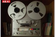 Tape recorders / Selection of Classic reel to reel tape recorders by www.1001hifi.com