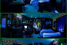 Trippy room