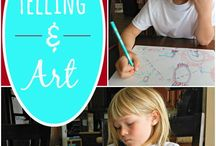 Kids creative & fun / by Kimberly Pennell