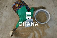 Ghana / The central African Gold Coast