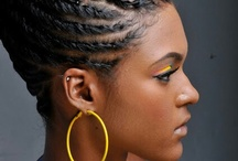 Natural Hair Styles / Styles I would like to try. / by The Frugal Exerciser