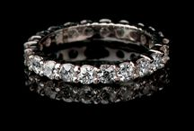 Womens' Bands / Our collection spans from wedding bands to everyday rings for any finger.  See our full collection at donaldhaack.com