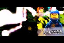 "My LEGO Videos / My long time delayed (and still continuing with the delaying :-D ) intro to my future 2.5D ""Vesmirny LEGOkomix"", hope you like it."