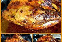 viandes de poulet